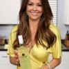 Actress and entrepreneur Brooke Burke hosts the launch of BACARDI CLASSIC COCKTAILS HAND-SHAKEN DAIQUIRI