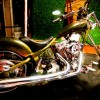 Moët Hennessy's Ardbeg Whisky Auctioned Off Custom Orange County Choppers Motorcycle at South Beach Wine & Food Festival's Q After Dark