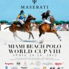 Maserati Miami Beach Polo World Cup VIII