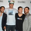 "Kris Humphries Makes Surprise Appearance at ""The CATALINA"" Premiere Party in Miami Beach"