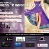 2ND ANNUAL DRESS TO IMPRESS FOR LLS RUNWAY FASHION SHOW