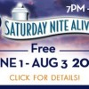 SATURDAY NIGHT ALIVE – THE BEST OF FT LAUDERDALE BEACH