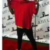 "LMFAO'S SKY BLU SPOTTED ""PARTY ROCKING"" IN JUST LIVE APPAREL"