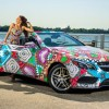 "Mara Hoffman Receives ""Mercedes-Benz Presents"" Title @marahoffman"