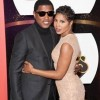 "Toni Braxton and Kenneth ""Babyface"" Edmonds attended the Soul Train Awards"