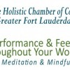 Holistic Chamber event: Boost Performance & Feel Inspired at Work Using Meditation & Mindful Tools