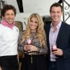 """PANDORA VANDERPUMP HOSTED A """"THINK PINK"""" BRUNCH AT VALENTINO CUCINA ITALIANA IN SUPPORT OF BREAST CANCER AWARENESS MONTH"""