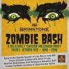 "BRIMSTONE WOODFIRE GRILL TO HOST ""ZOMBIE BASH"" ON HALLOWEEN NIGHT"