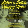 Stitch N Bitch Happy Hour at Freehand Miami