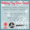 Holiday Toy Drive Social at Batch Gastropub