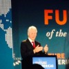 President Clinton Hosted Future of the Americas at the University of Miami