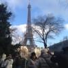 Sad Day in Paris