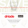 Driade Launch at Anima Domus on Wednesday, Feb. 18