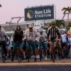 Dolphins Cycling Challenge V Kicks Off With Over 1,000 Cyclists Throughout Miami-Dade, Broward and Palm Beach Counties