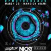 NICKY ROMERO PRESENTS LINEUP FOR #PROTOCOL305 SATURDAY, MARCH 28 AT MANSION MIAMI