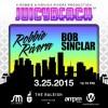 Juicy Beach returns with Robbie Rivera & Bob Sinclar