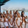 Miami Dolphins Cheerleaders Embarked on Norwegian Getaway for 2016 Swimsuit Calendar Shoot
