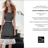 Alexis Barbara Isaias Personal Appearance at Saks Fifth Avenue Bal Harbour