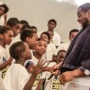 Ndamukong Suh's Family Foundation (NSFF) Hosts 93 Youth at Training Camp