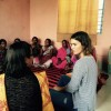 Mandy Moore Joins Noted Philanthropist Indrani Goradia and PSI to Improve the Health And Rights of Girls and Women in India