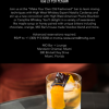 MO Bar + Lounge and High West Whiskey Celebrate Bourbon Heritage Month with DIY Old Fashioneds