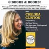 Chelsea Clinton's new book. Meet her at Books & Books.