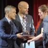 SCAR WINNER CHRISTOPH WALTZ PRESENTS FIRST FILMMAKER AWARD AT IWC GALA EVENT