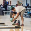 Miami Dolphins in the Community: SALUTE TO SERVICE Bowling with a Pro