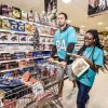 Miami Dolphins in the Community: Publix Kids and Fins Thanksgiving Shopping Spree #StrongerTogether