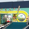 Miami Children's Museum Opens New Exhibit Gallery BAPTIST CHILDREN'S HOSPITAL HEALTH & WELLNESS CENTER