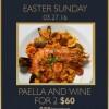 MesaMar Seafood Table Celebrates Easter Sunday