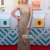 Carrie Underwood wore Davidson Zanine and Bavna to the 51st Academy of Country Music Awards