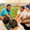 Miami Dolphins and Special Olympics Partner To Host Rookie Clinic