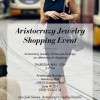 Aristocrazy Jewelry Shopping Event – This Thursday from 5-7pm- Aventura Location