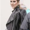 Celine Dion spotted leaving Royal Monceau Hotel in Paris wearing Antonini jewels
