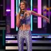 Gigi Hadid wore Uel Camilo to the 2016 iHeartRADIO MuchMusic Awards