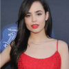 Sofia Carson wore Hearts on Fire to the premiere of 'Adventures in Babysitting'