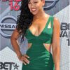 Meagan Good wore Bavna and Le Vian to the 2016 BET Awards
