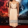 Paula Patton wore Maria Lucia Hohan to a screening of 'Warcraft: The Beginning'