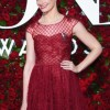 Beth Behrs wore Hearts On Fire to the 70th Annual Tony Awards