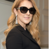 Celine Dion wore Butani jewels to the Christian Dior Couture show during Paris Fashion Week