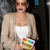 Jennifer Lopez spotted in New York wearing Le Vian jewels