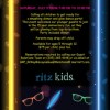 15th Anniversary Ritz Kids Glow Party