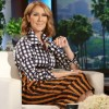 Celine Dion wore Yoko London, Pasquale Bruni & Harry Kotlar jewels on 'Ellen' appearance