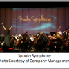 The Adrienne Arsht Center for the Performing Arts of Miami-Dade County presents Spooky Symphony