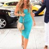 Sofia Vergara wore Hueb while out & about in NYC