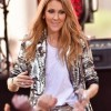 Celine Dion wore Harry Kotlar on NBC's 'Today' show