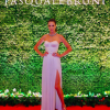 Alessandra Ambrosio wore Pasquale Bruni and Maria Lucia Hohan to a Pasquale Bruni Celebration Event