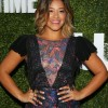 Gina Rodriguez wore Le Vian to the CBS, CW, Showtime Summer TCA Party