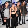 Cole Whittle & JinJoo Lee of DNCE wore Pasquale Bruni, Le Vian & more to 2016 VMAs